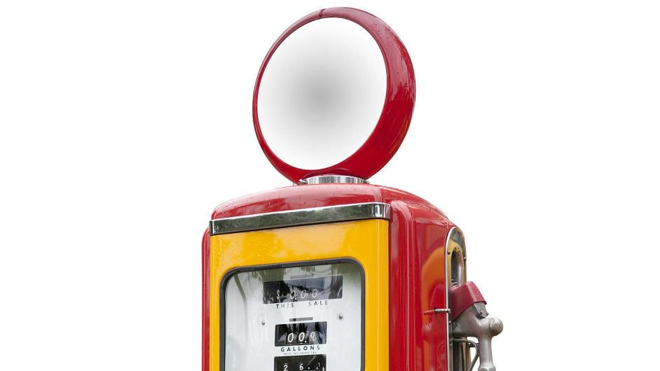 benzin (ilustrační foto)
