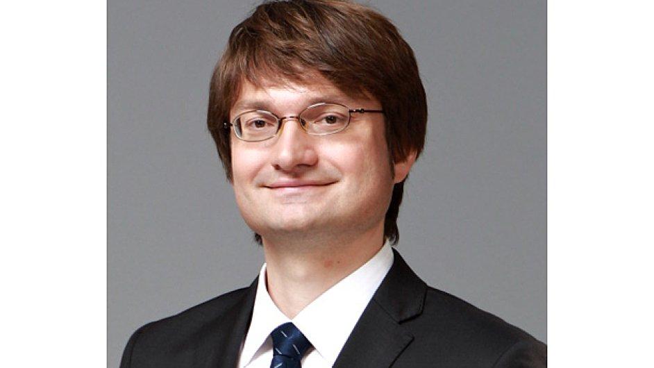 Tomáš Kopřiva, ředitel úseku Sodexo Business Development