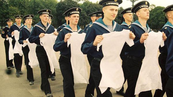 Od Majakovsk�ho po Pussy Riot. Muzeum Garage vystavuje historii performance
