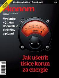 obalka Ekonom 2015 15