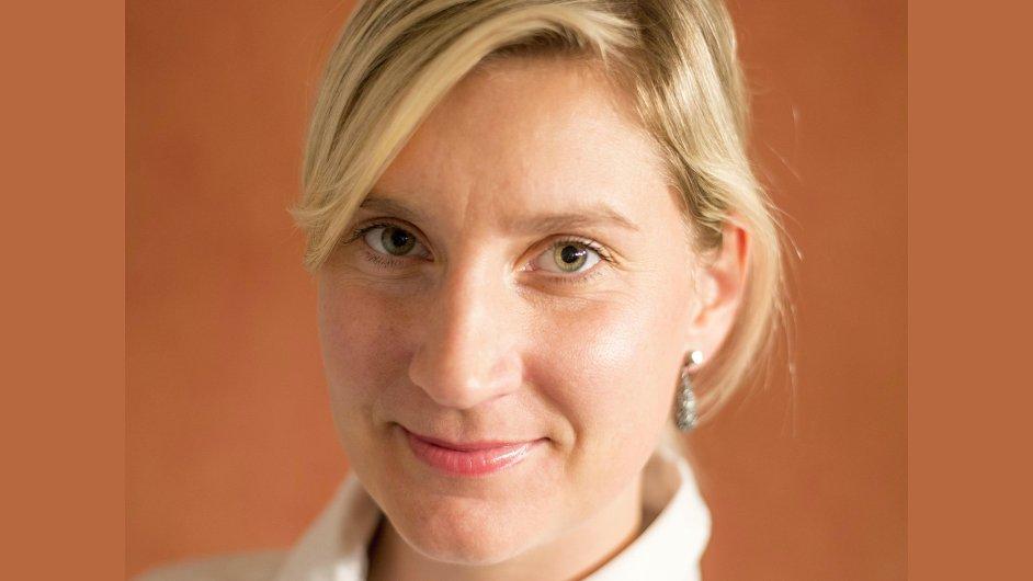 Vendula Kovářová, property managerka ve společnosti SEGRO