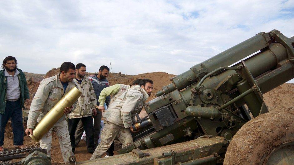 Rozhovory syrské vlády s opozicí by mohly vést k ukončení bojů i volbách už za rok a půl - Ilustrační foto.