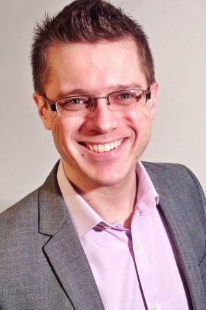 John Pitman, Senior Finance Controller APS Holding