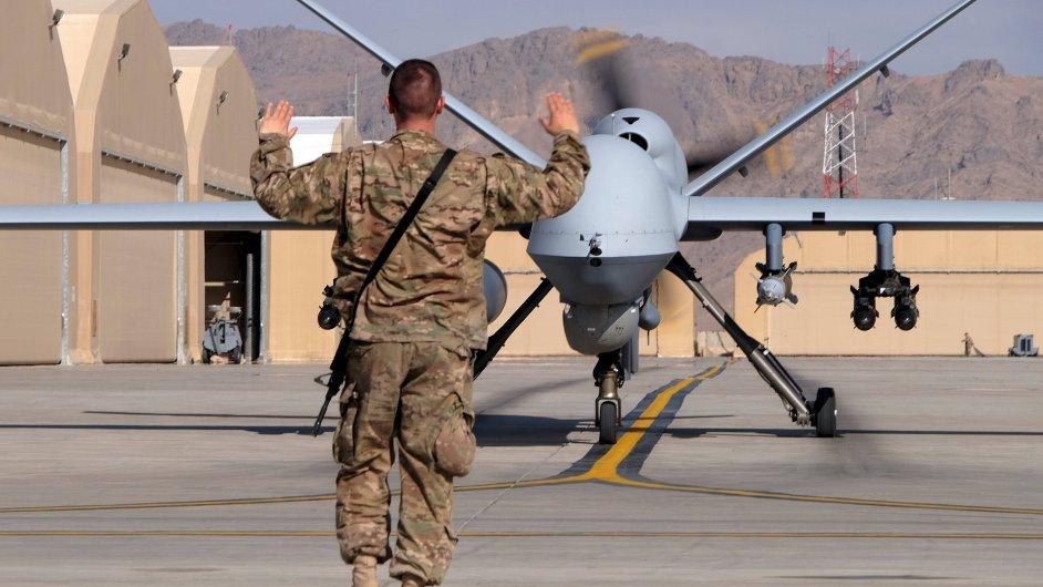 Odchod vojáků USA z Afghánistánu prý zhoršil situaci.