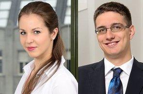 Zuzana Čurdová a Petr Vomáčka, společnost Arnold Investments