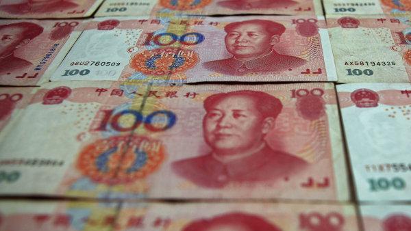 Čína plánuje rozšířit své investice do zahraničních firem. Utratit má až 1,5 bilionu dolarů - Ilustrační foto.