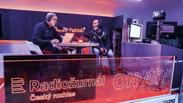 Radiožurnál (ilustrační foto)