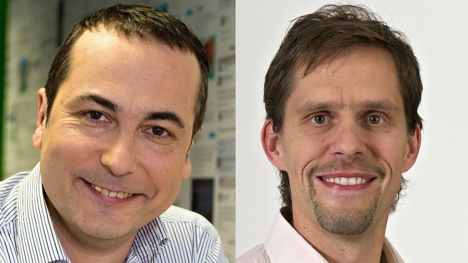 Robert Štefl a Lukáš Müller, Air Bank
