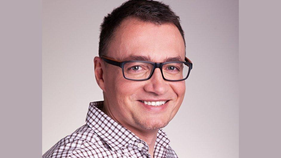 Jan Müller, ředitel marketingové komunikace MONETA Money Bank
