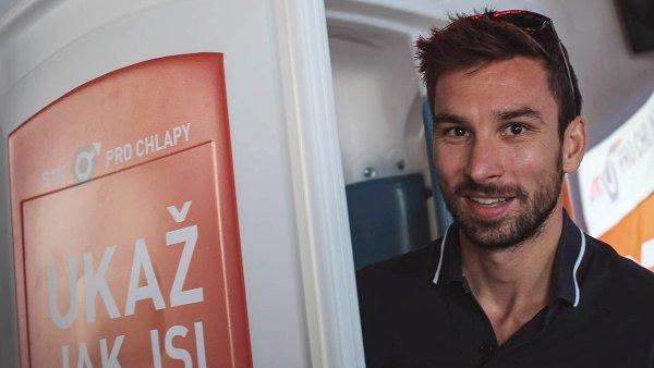 Projekt STK pro chlapy založil Petr Koukal
