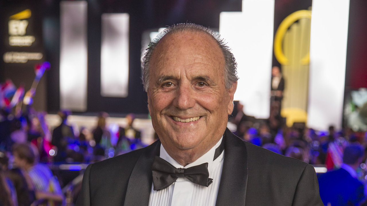 Zakladatel luxusního hotelového řetězce Corinthia Group Alfred Pisani.