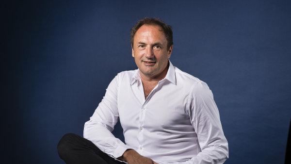 Ludovic le Moan, šéf firmy Sigfox