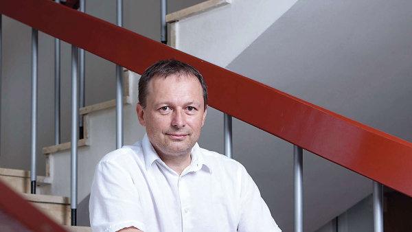 Předseda Svazu výrobců asfaltových pásů v ČR (SVAP) Aleš Kupka