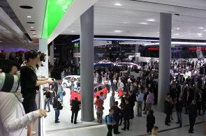 Na autosalonu ve Frankfurtu budou chybět velké značky. Ukazují se raději na menších akcích
