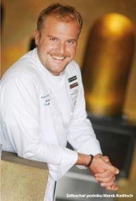 Šéfkuchař Marek Raditsch