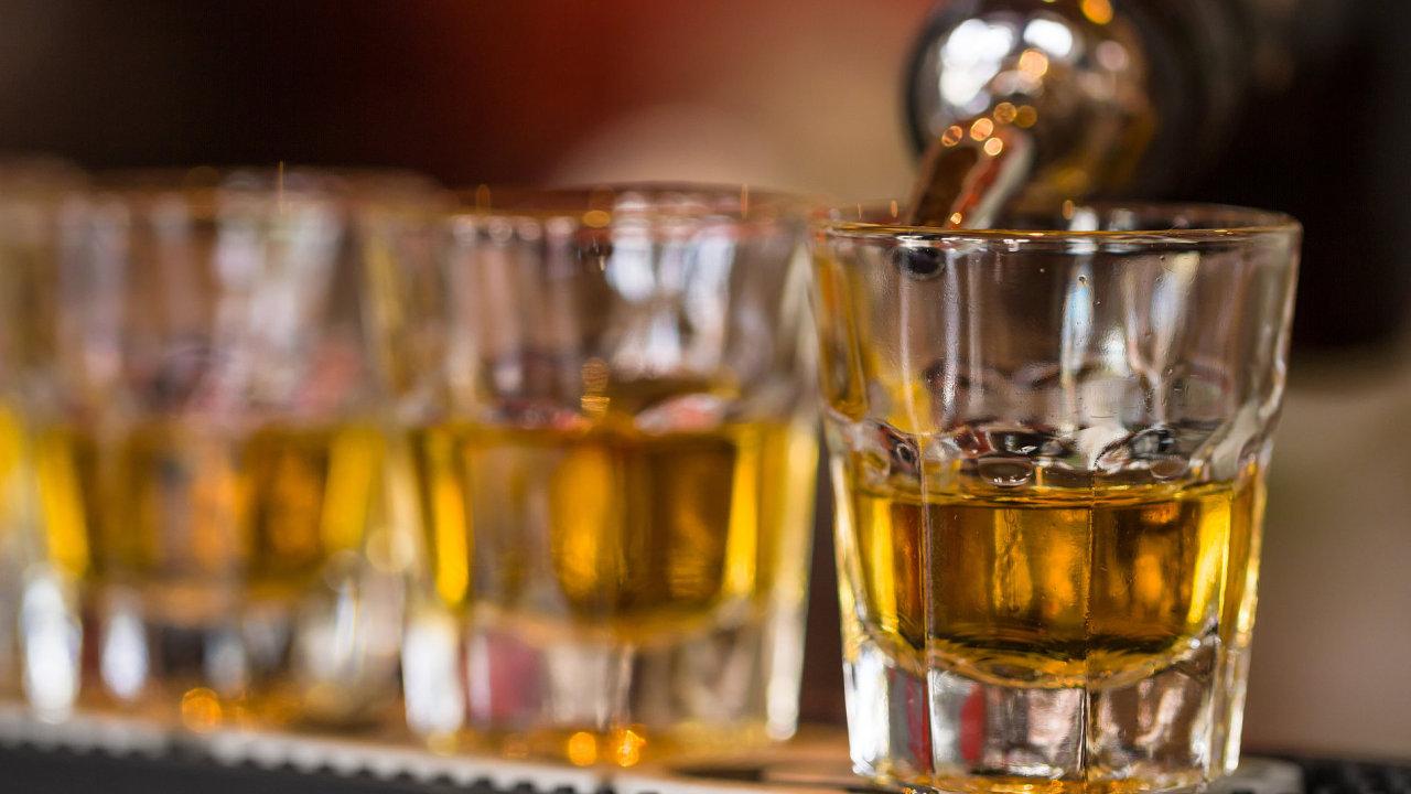 Česko má velmi liberální pravidla ohledně reklamy na alkohol.