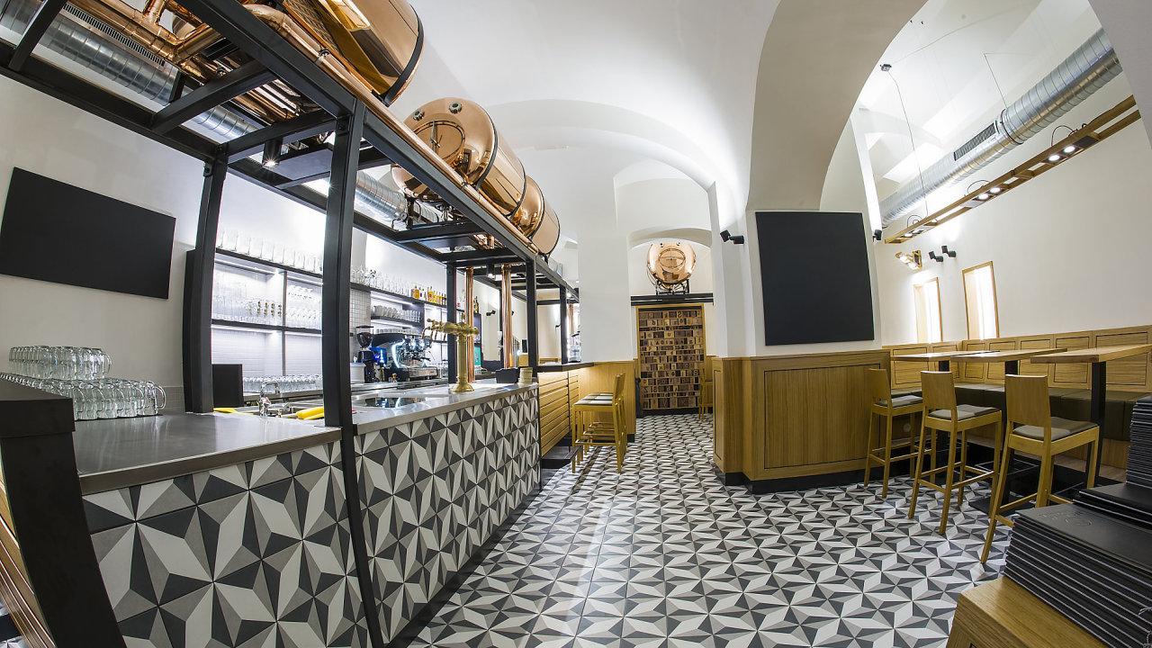 Restaurace Tiskárna otevřela 11. listopadu 2017.