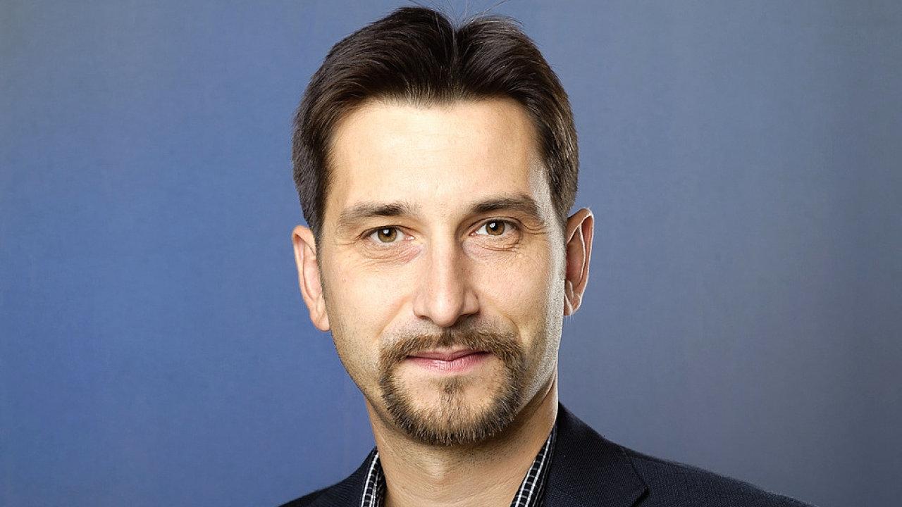 Ondřej Nováček, ředitel Programu Českého rozhlasu