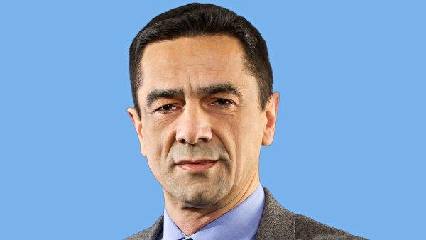 Goran Andonov, ředitel realitní kanceláře Maxima Reality