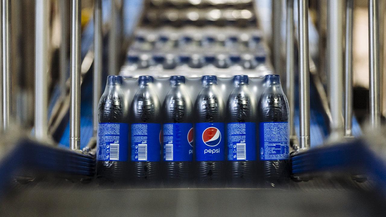 Pepsi, linka, Praha