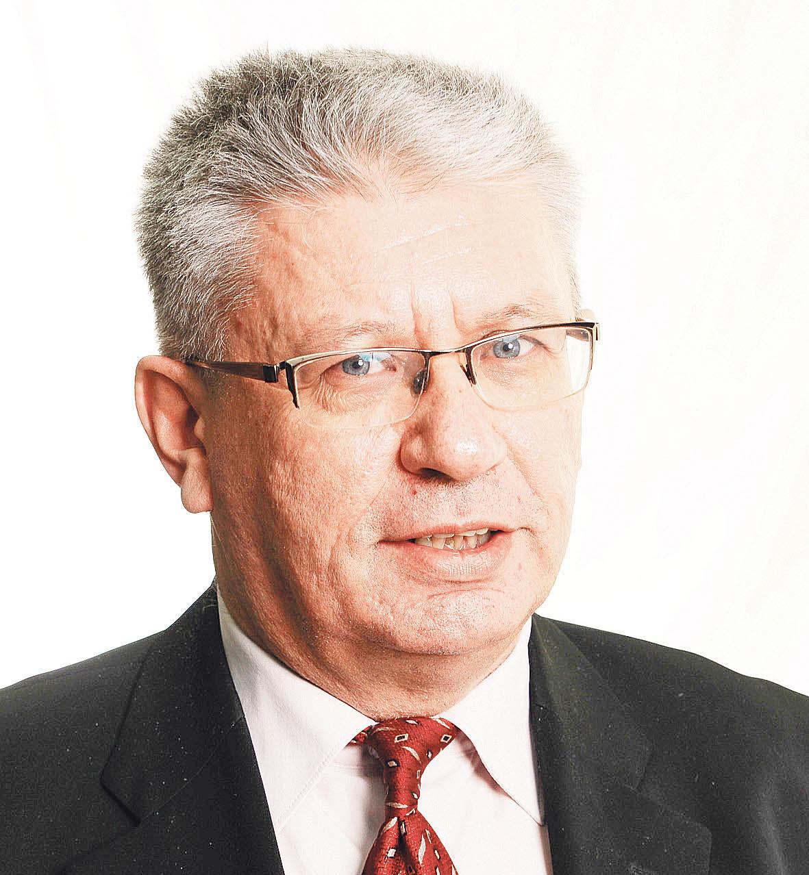 Ing. Miroslav Škvára, MBA