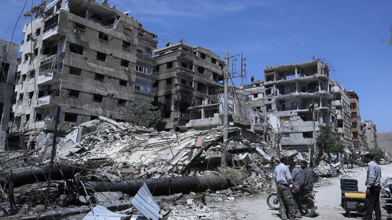 Sýrie.