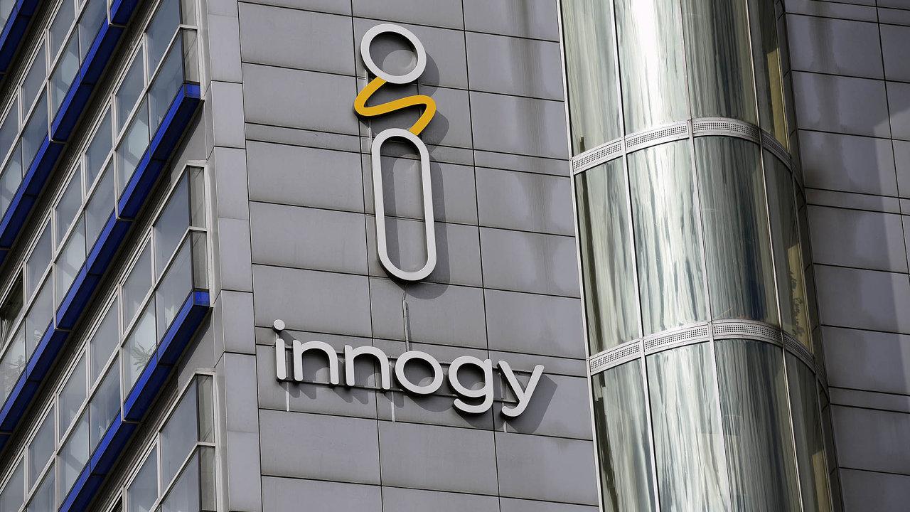 Německá energetická firma Innogy distribuuje plyn po většině území České republiky.