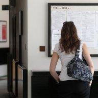 Nezaměstnanost v Česku v květnu opět klesla, je na 3 procentech - Ilustrační foto.