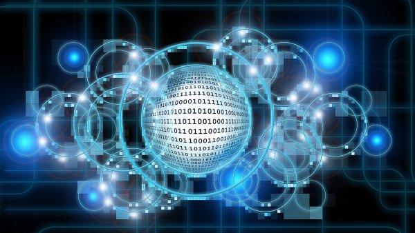 Kybernetická bezpečnost, ICT, ilustrace
