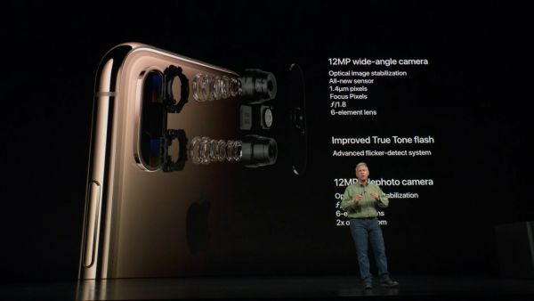 představení iphone XS