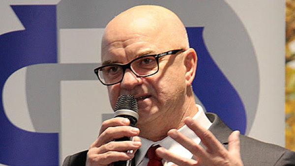 Martin Slabý, předseda Rady Českého plynárenského svazu