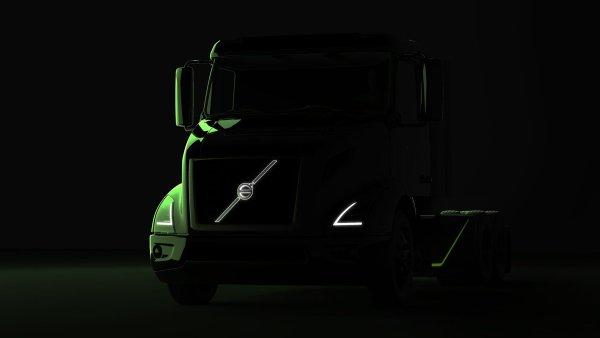 Volvo zveřejnilo první snímky nových elektronických kamionů. Testovat je bude v Kalifornii, na silnice je chce dostat do dvou let