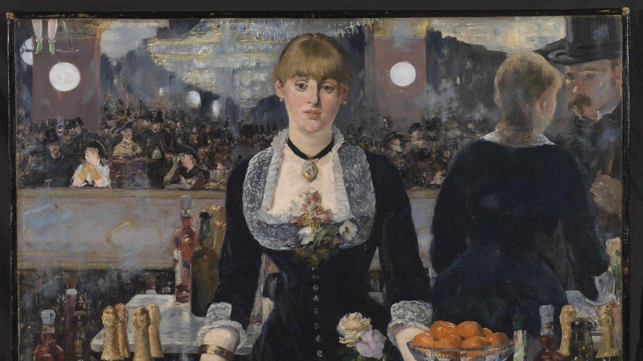 Z výstavy Courtauldova sbírka: Vize impresionismu