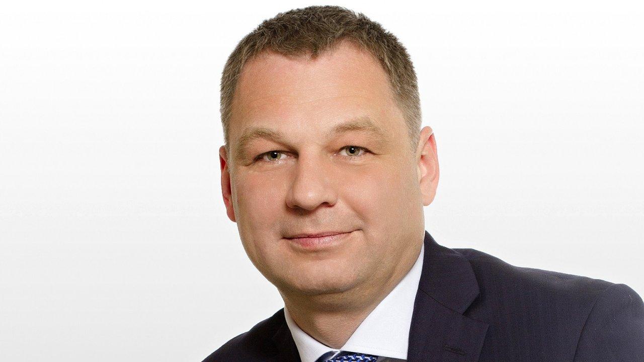 Branislav Beneš, generální ředitel společnosti Capgemini Czech Republic