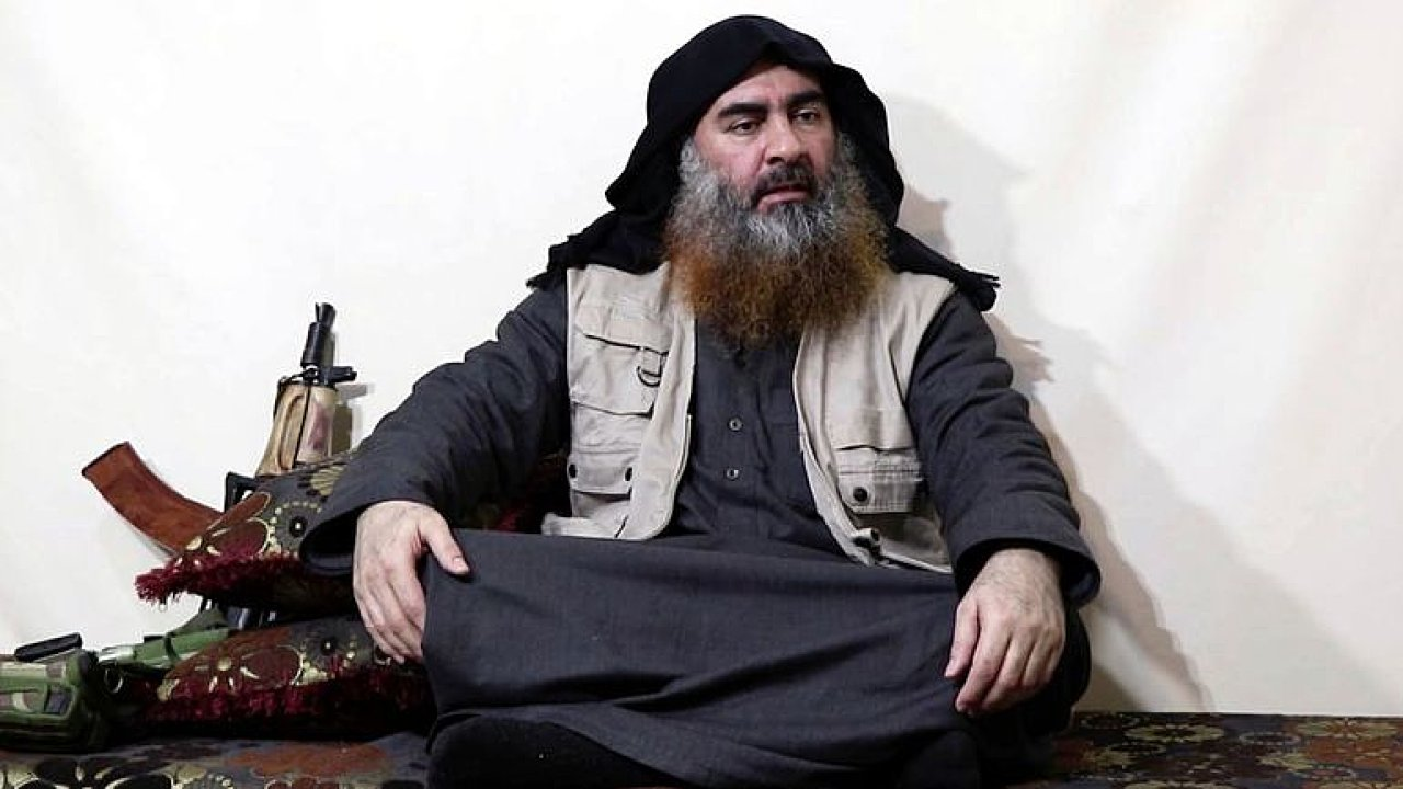 Vůdce Islámského státu Bagdádí promluvil na kameru. Džihád pokračuje, řekl