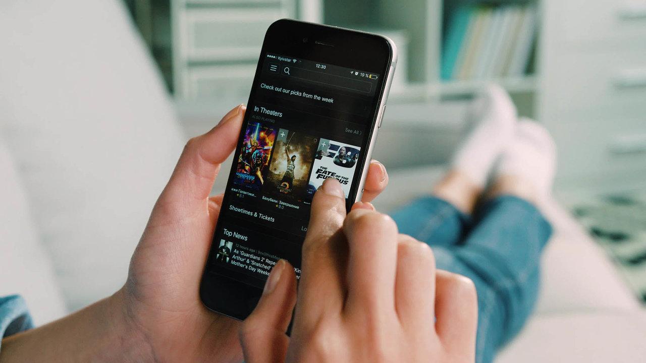 Americká IMDb, International Movie Database, největší a nejvlivnější filmový web na světě, určila mustr pro všechny další podobné internetové stránky.