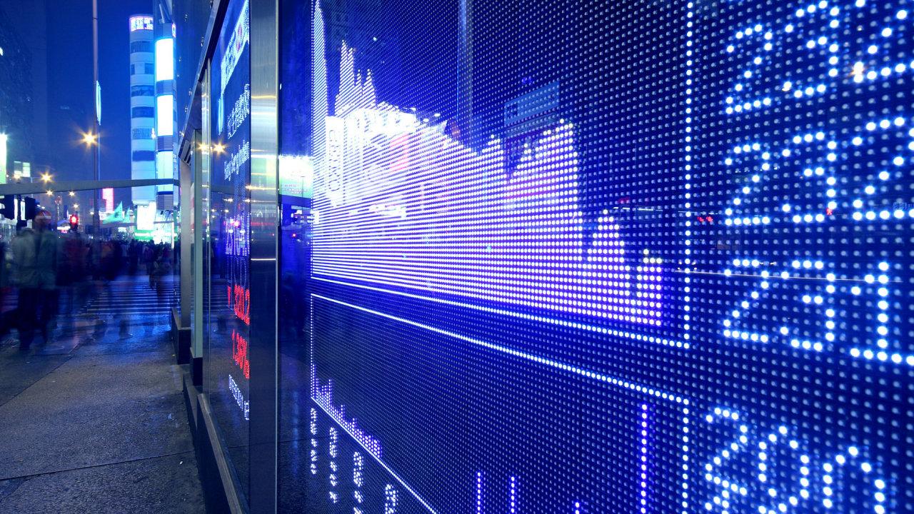 Čínská centrální banka plánuje spustit vlastní digitální měnu. Ilustrační foto