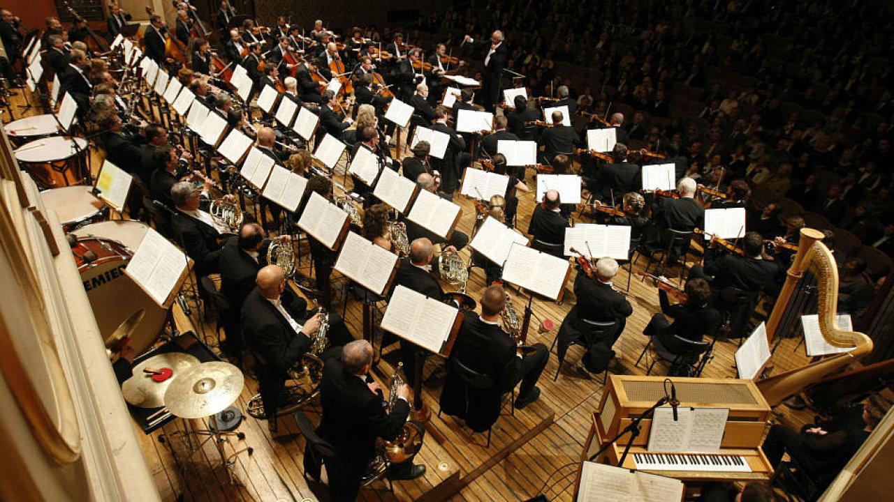 Symfonický orchestr Českého rozhlasu odehrál v Japonsku 11 vystoupení.