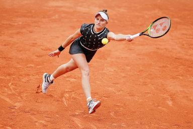 Tenistka Markéta Vondroušová