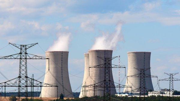 Premiér Andrej Babiš uvedl, že nový blok jaderné elektrárny v Dukovanech se začne stavět v roce 2029.
