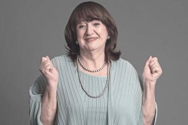 Božena Jirků, ředitelka Nadace Charty 77