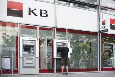 Komerční banka - Ilustrační foto.