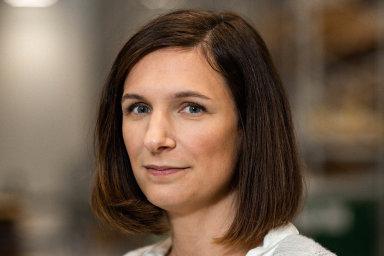 Zuzana Tryzňová, nová innovation managerka společnosti Gefco