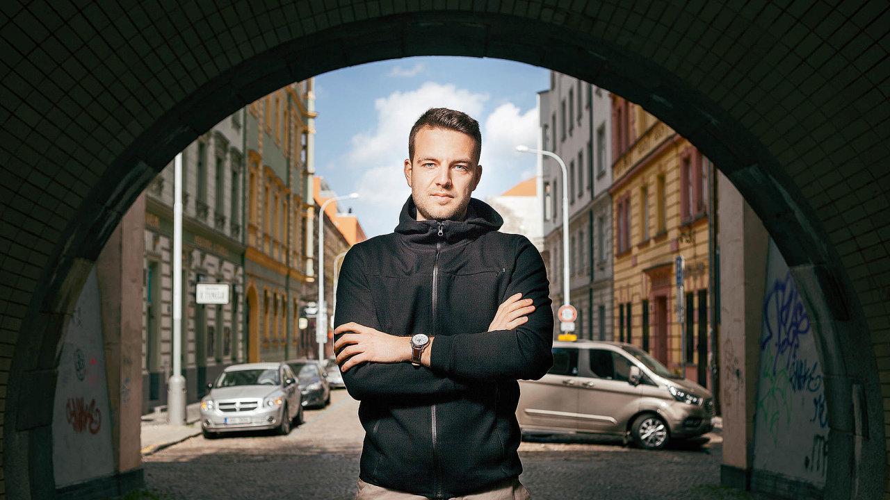 David Procházka plánuje letos se svými kolegy zDonia uspořádat přes 600 sbírek azískat tak nadobročinné účely desítky milionů korun.