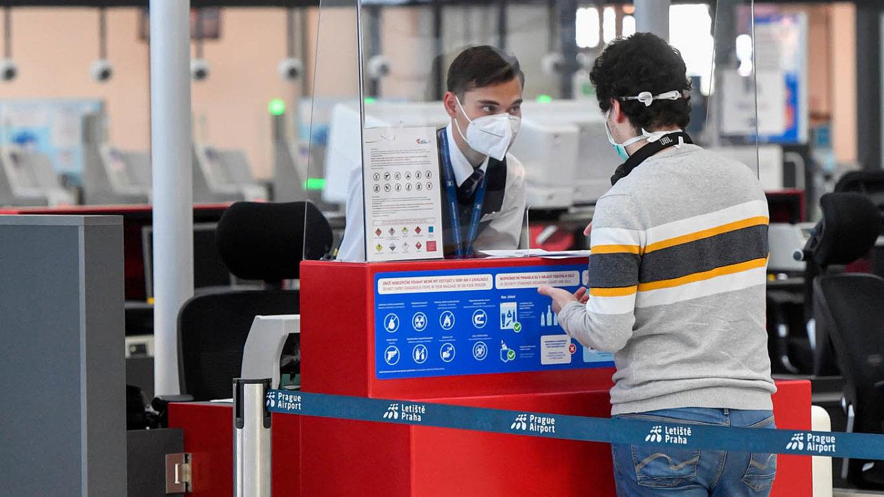 Smartwings zletiště nezmizí: Podle nových pravidel budou moci dosáhnout nastátní záruky naúvěr. Půjčku posoudí banka.