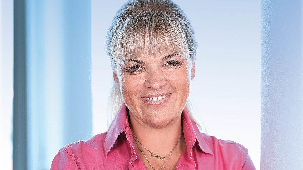 Generální ředitelka SAP Česká republika Hana Součková