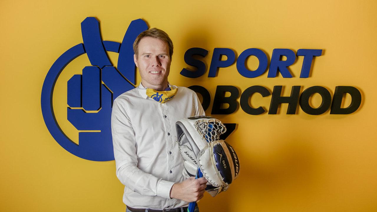 Josef Mech, jednatel Sportobchod.cz