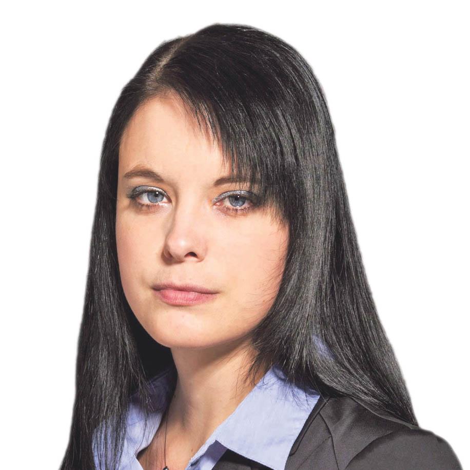 Lucie Hrdá, zakládající partnerka AK Hrdá