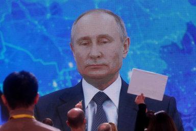 Putin nařídil zvednout dodávky plynu do Evropy. Ruská média ho oslavují jako zachránce starého kontinentu