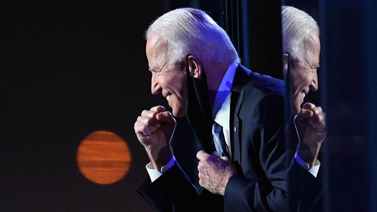 Až se Joe Biden vlednu ujme úřadu jako 46. prezident Spojených států, dojde kzásadnímu morálnímu posunu, doBílého domu se vrátí slušnost.